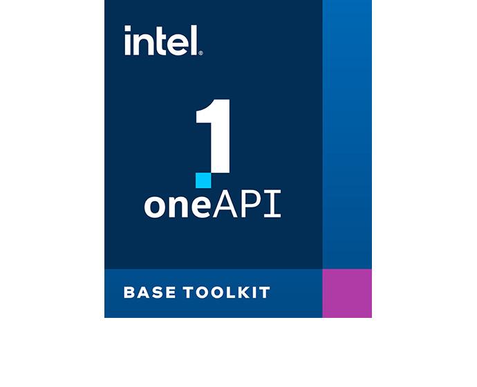 Intel toolkit oneAPI base