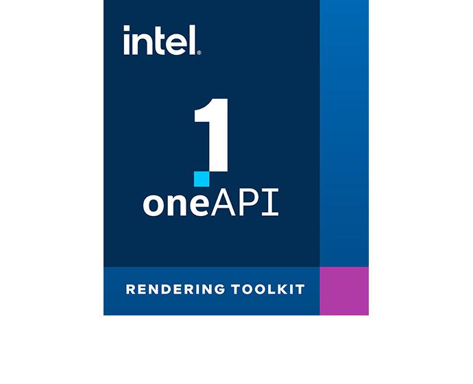 Intel toolkit oneAPI rendering