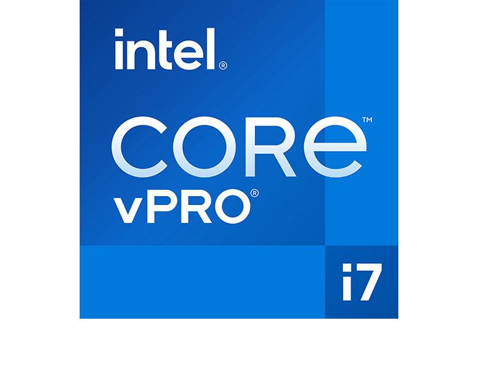 Intel 11th Gen vPro badge