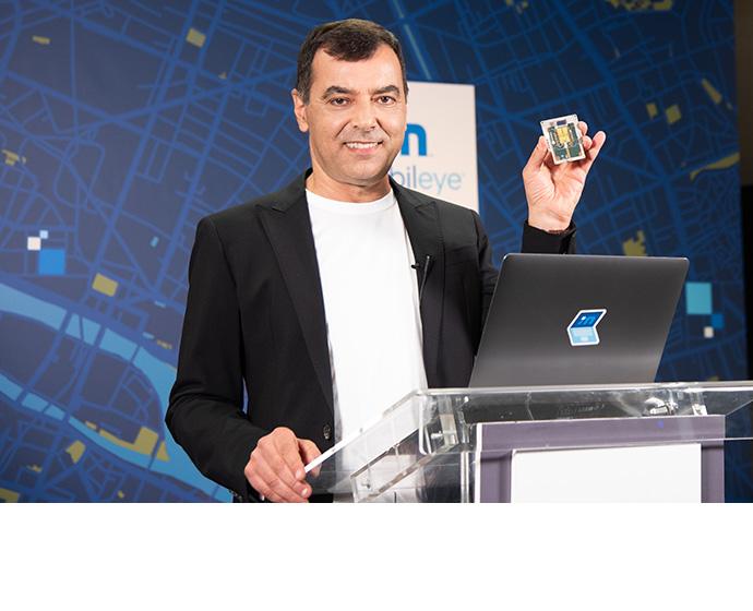 Intel Mobileye lidar SoC 1