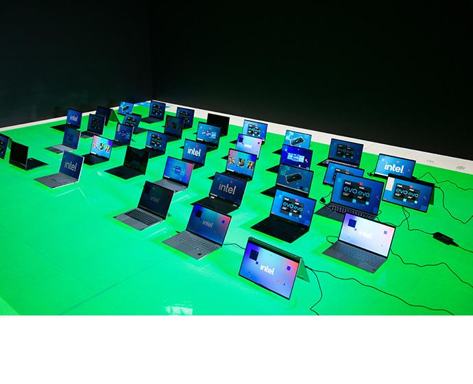 Intel Partner Laptops CES2021