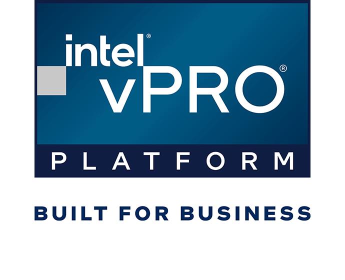 Intel vPro platform tagline