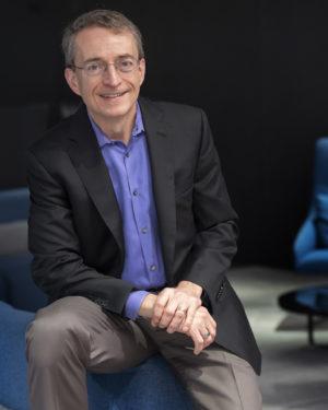 Intel Pat Gelsinger 2