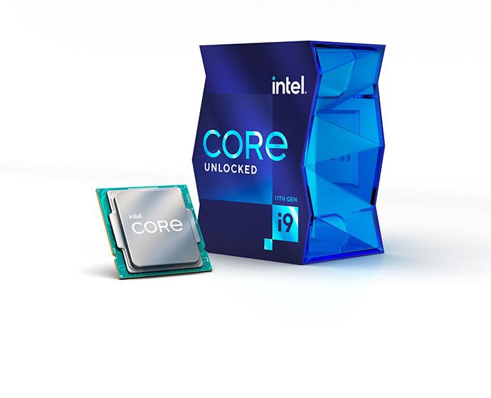 Intel 11th Gen Core desktop 9