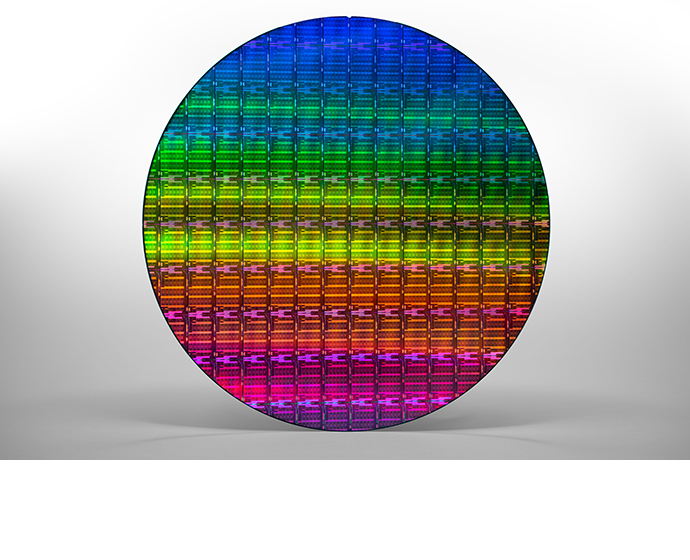 Intel 3rd Gen Xeon Scalable Wafer 1 86804840