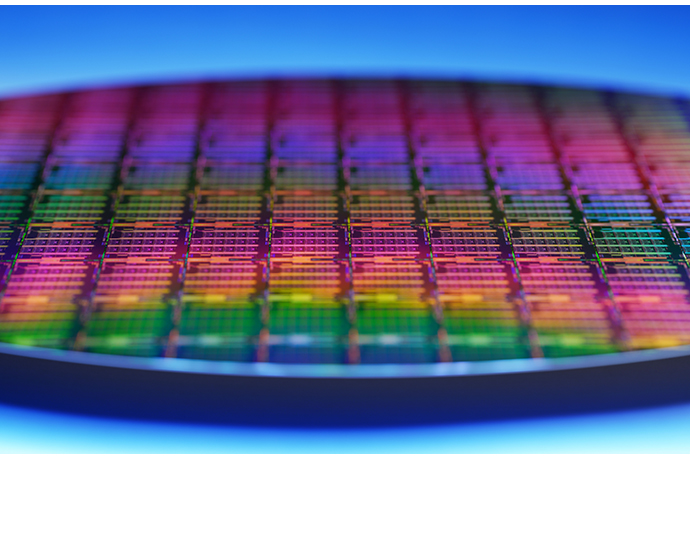 Intel 3rd Gen Xeon Scalable Wafer 3 46485642