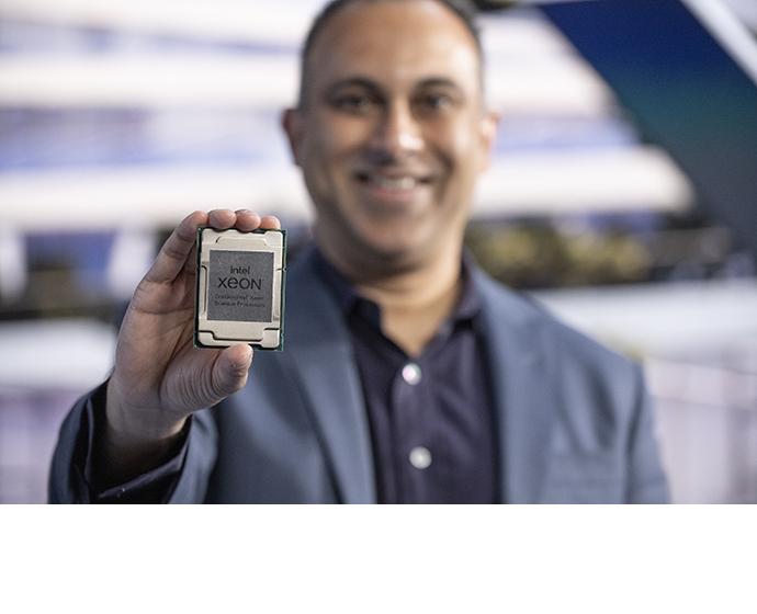 Intel Navin Shenoy 3rd Gen Xeon 2 27045851