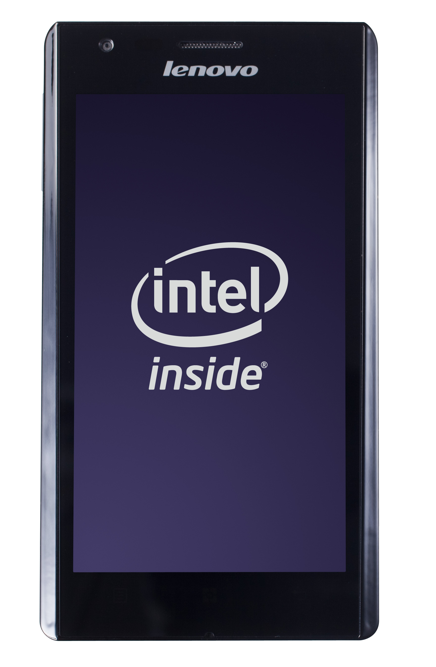 Lenovo LePhone K800* with Intel® Inside