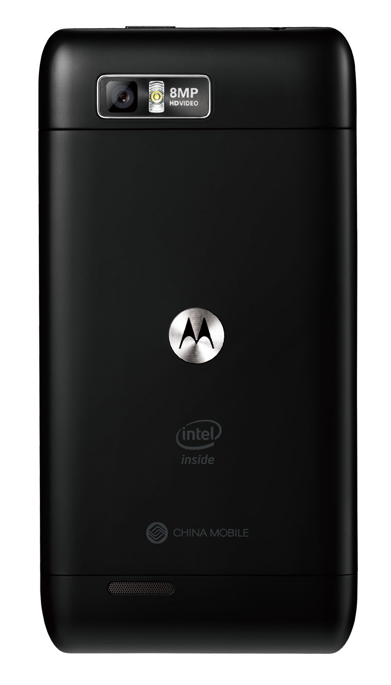 Motorola MT788 Smartphone with Intel Inside