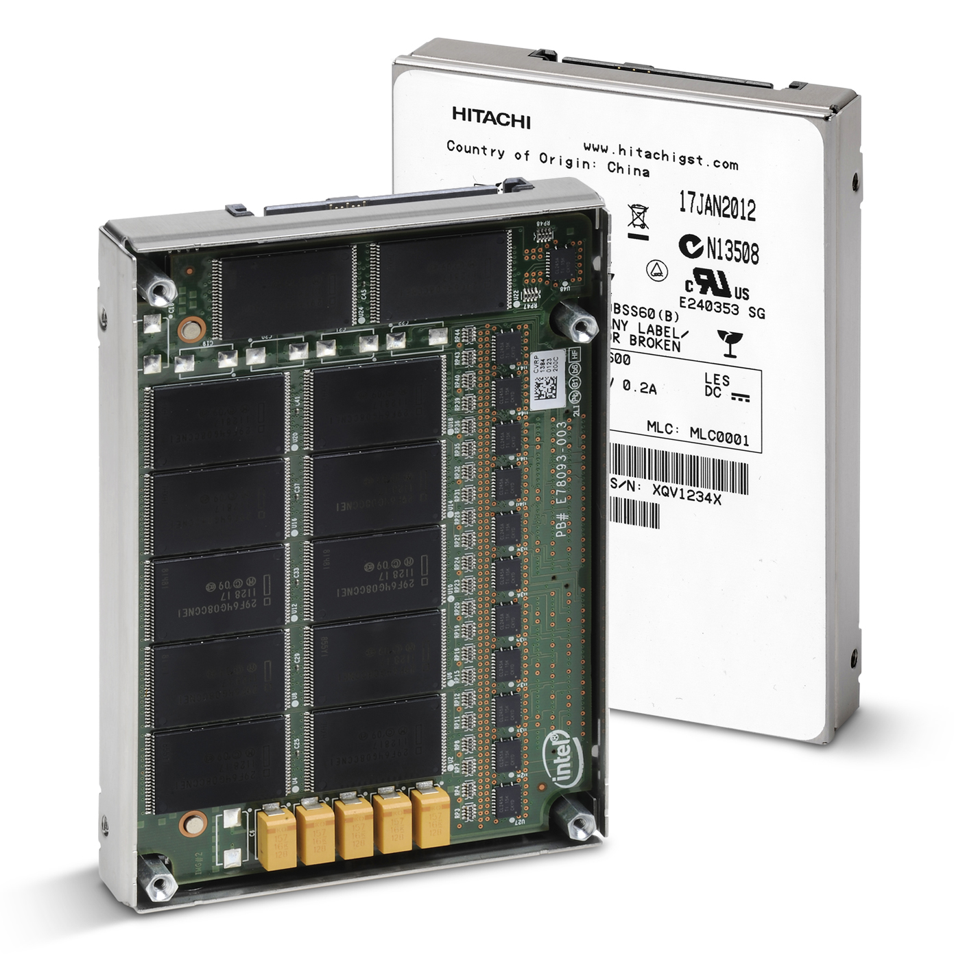 Hitachi's New Ultrastar™ enterprise-class solid state drive (SSD) family
