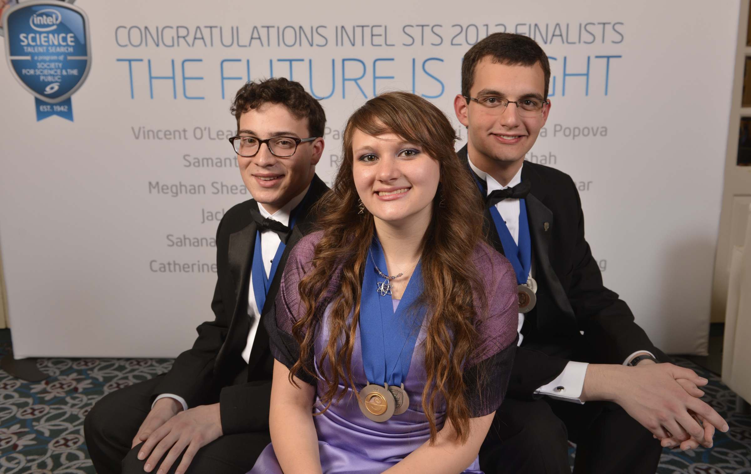 2013 Intel Science Talent Search Winners