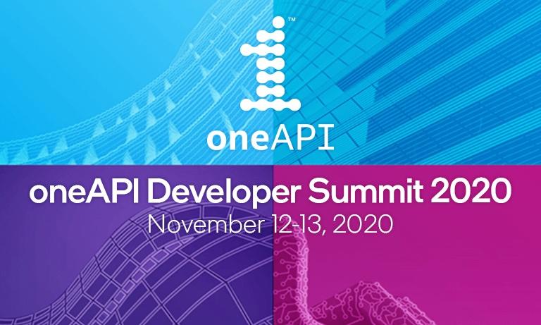 oneAPI Developer Summit 2020