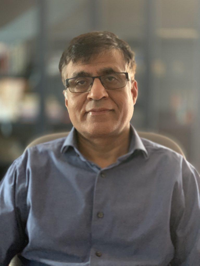 Headshot of Mohammad Zubair