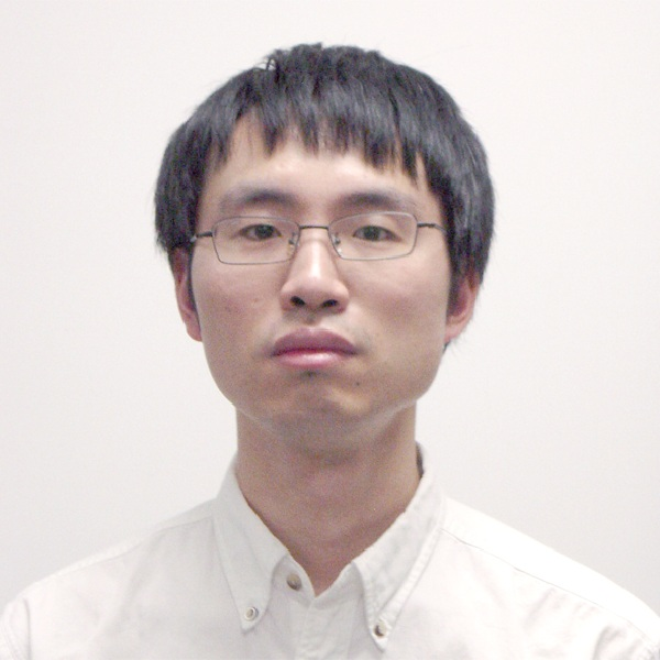 Headshot of Zheming Jin