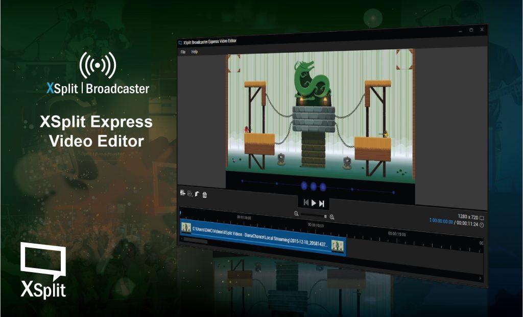XSplit Broadcaster - Intel RealSense