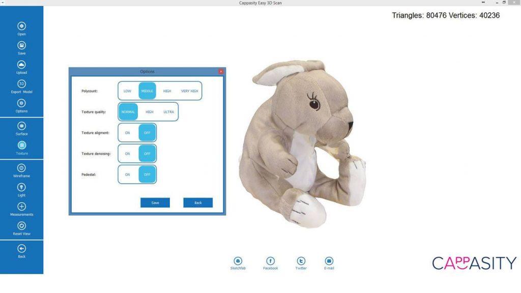 Easy 3D Scan - Intel RealSense