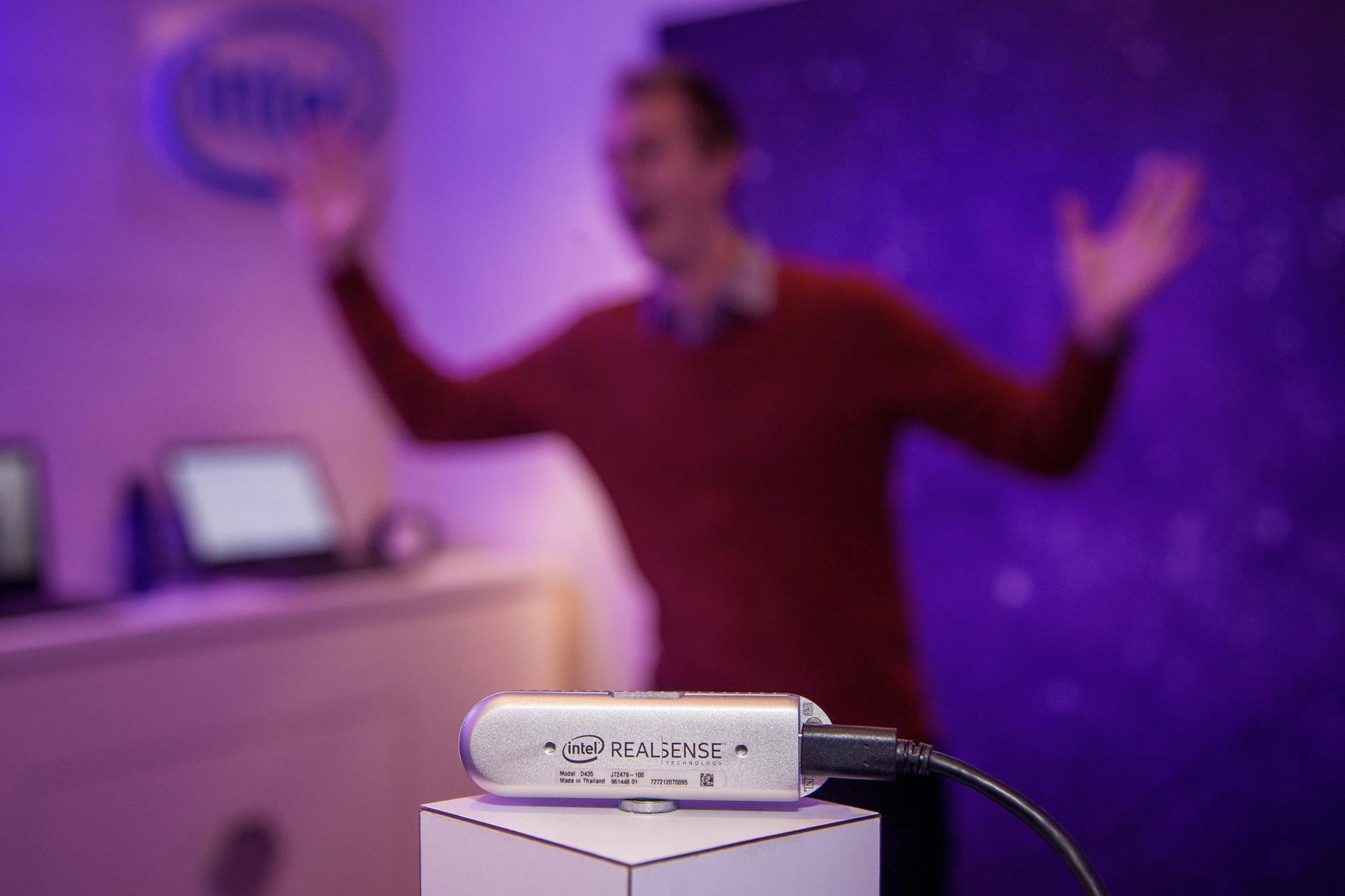 Intel RealSense at Sundance