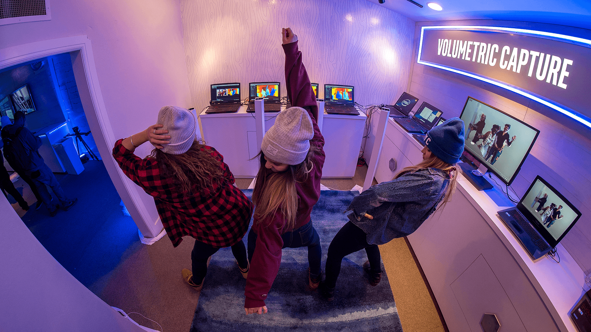 Intel® RealSense™ at Sundance